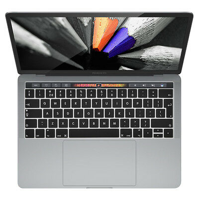 "kwmobile TASTATURSCHUTZ QWERTY UK FÜR APPLE MACBOOK PRO 13"" 15"" (AB 2016) COVER"