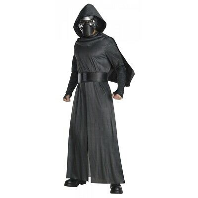 Kylo Ren Costume Adult Star Wars Halloween Fancy Dress
