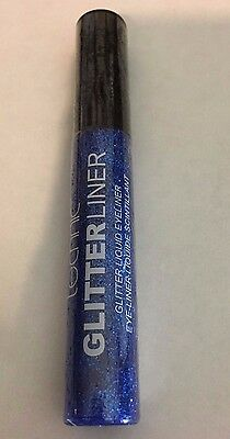 Technic Glitter Liquid Eyeliner Eye Liner Blue