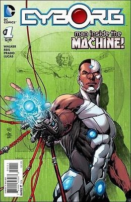 Cyborg (2015)   # 1 to 12Complete    NM- to NM/M