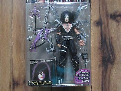 KISS~NIP~Paul Stanley & Peter Criss Ultra Action Figures 1997~Record Albums~New!