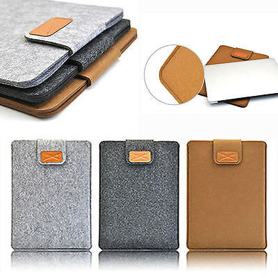 """Ultrabook Laptop Sleeve Case Cover Bag for Macbook Air Pro 11"""" 13"""" 15"""" tablet PC"""