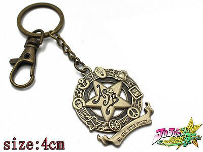 JOJO'S BIZARRE ADVENTURE ALL STAR BATTLE PROJECT Keychain keyring