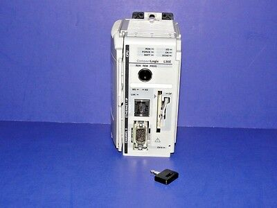 Allen Bradley 1769-L35E Series A CompactLogix Controller Processor with Key  # 1