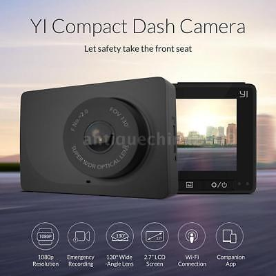 Xiaomi Xiaoyi Smart Vehicle Traveling Data Recorder Camera 130°Wide Angle R8T1