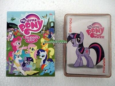 1 Deck Of My Little Pony Poker 54pcs Sealed Playing Cards Kids Gift