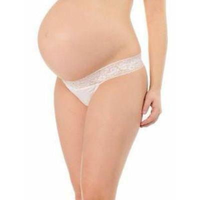 A Pea in The Pod Maternity Thong Size Small