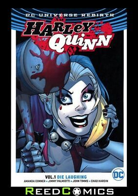 HARLEY QUINN VOLUME 1 DIE LAUGHING GRAPHIC NOVEL Paperback Collects (2016) #1-7
