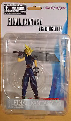 Final Fantasy Trading Arts - FF 7 / VII Cloud Strife (Mint)
