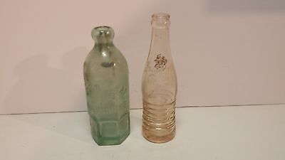 Grand'pa Graf's Milwaukee soda bottles