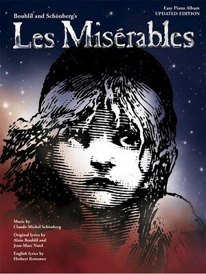 Les Miserables (Easy Piano) PVG Notenbuch