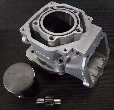 New Rotax Senior Max Cylinder / Barrel + Evo Piston, Piston Pin And Bearing