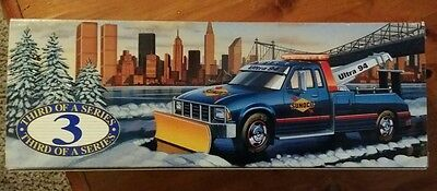 1996 Collector's Edition Sunoco Tow Truck with Snow Plow Third of a Series, New