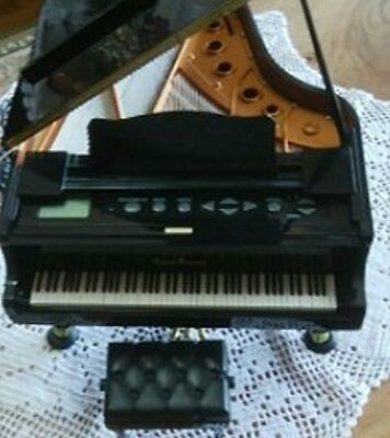 USED SEGA TOYS Black Grand Pianist Excellent Condition F/S japan w/Tracking