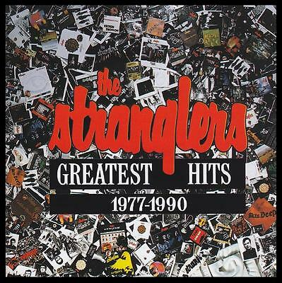 STRANGLERS - GREATEST HITS 1977 - 1990 CD ~ GOLDEN BROWN ~ THE 70's / 80's *NEW*