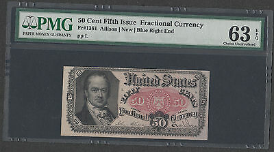 """Fr.1381   50c Fifth  Issue Factional Currency """"BOB HOPE""""  PMG  63 EPQ"""