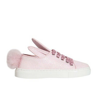 Minna Parikka Baby Kids Tail Sneaks Glitter Shoes Eu 24 Uk 7