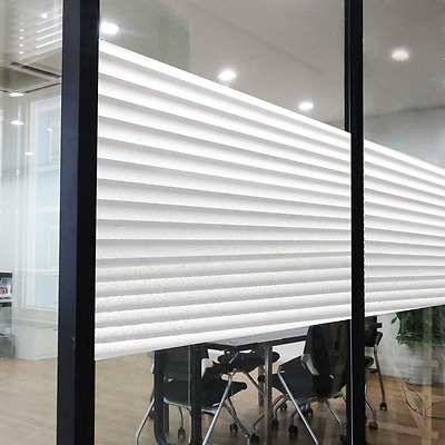 Rabbitgoo Static Window Film for Glass Privacy Film Frosted Glass Self Adhesive