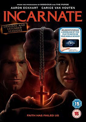 Incarnate (with Digital Download) [DVD]