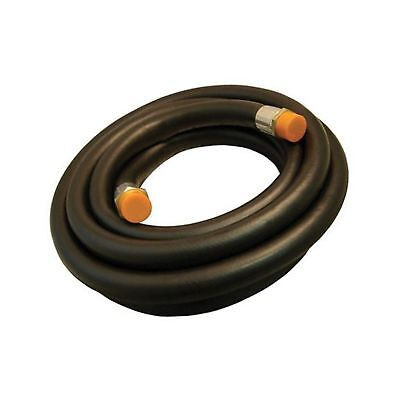 "Apache 98108460 3/4"" x 14' Farm Fuel Transfer Hose with Static Wire 1"