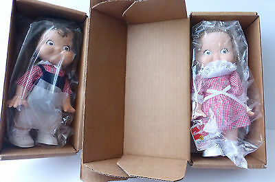 Cambell's Kid Dolls Toy, Special Edition 1988 New