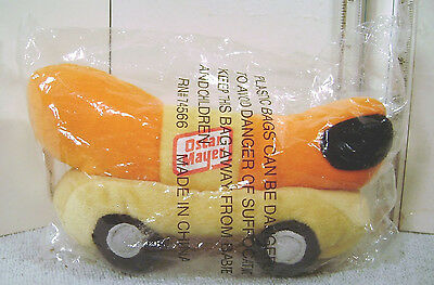 Oscar Mayer Plush Weinermobile New Sealed In Bag