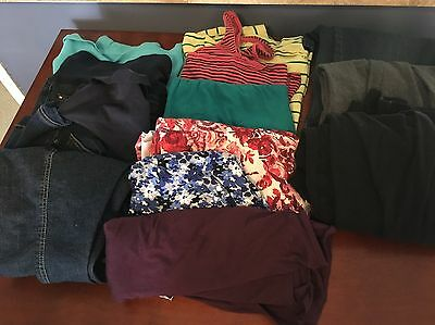 Size Large/X-Large Maternity Clothes