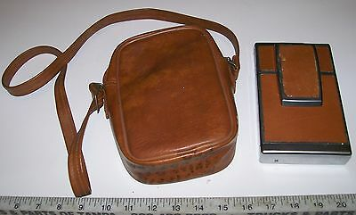 Vintage Polaroid SX-70 Land Camera with SX70 Carrying Case & FREE SHIPPING