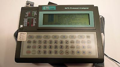 CTC BTM10-E1/T1 Protocol Analyzer with Power adapter & carrying case