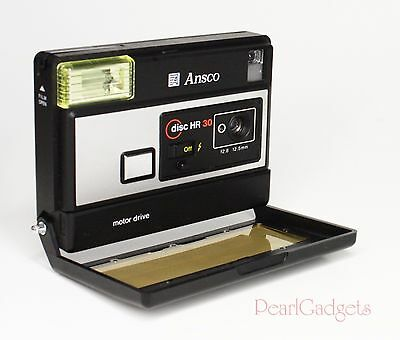 Vintage Ansco HR 30 Disc Camera - Ansco HR30 Camera