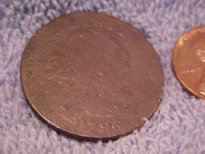 1796 US Large Cent s106 Reverse of 1794  Draped Bust Ra5-     GWsttAVAop