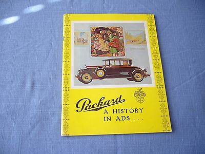 Packard A History in Ads 1903-1956
