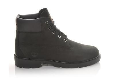 TIMBERLAND  BOOTS BLACK (GS) BIG KIDS BOOT  M/M  (ALL SIZES) Style  #  10910
