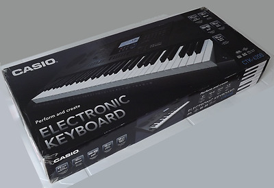 Casio CTK-6200 61 Note Digital Keyboard