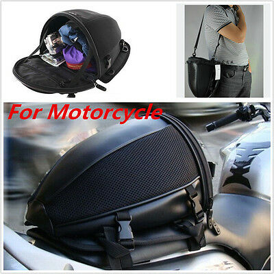 1 PC Tail Back Seat Storage Carry Bag Hand Shoulder Bag for Sport Motorcycle