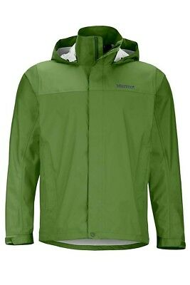 Marmot  Precip Nano Mens Waterproof Rain Jacket  - Alpine Green
