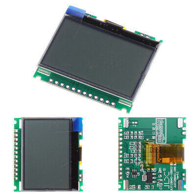 12864 128X64 Serial SPI Graphic COG LCD Display Screen Build-in LCM Module New