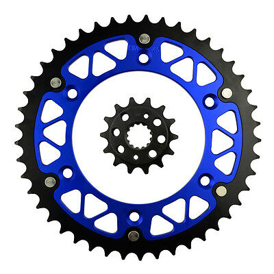 Front & Rear 14-45T Sprockets Kit for Honda XR 600 R 1991~2000 Motorcycle Parts