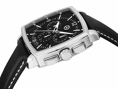 Genuine Mercedes-Benz Mens Carre chronograph watch New Edition C/W Gift Box