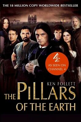 The pillars of the Earth by Ken Follett (Paperback)