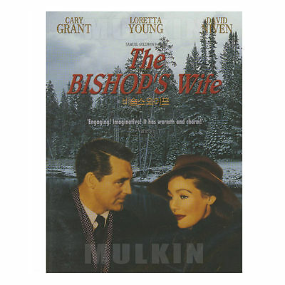 The Bishop's Wife (1947) DVD - Henry Koster, Cary Grant