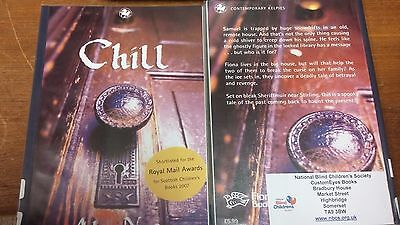 Chill by Alex Nye EXTRA LARGE PRINT 2 Volumes (Paperback, 2006)