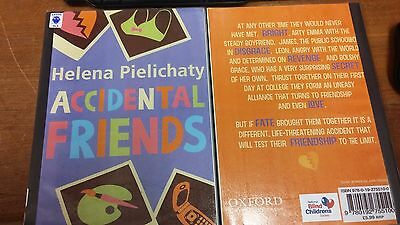 Accidental Friends: Helena Pielichaty EXTRA LARGE PRINT 2 Vols (Paperback, 2008)