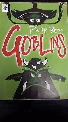 Goblins by Philip Reeve EXTRA LARGE PRINT (Paperback, 2012)