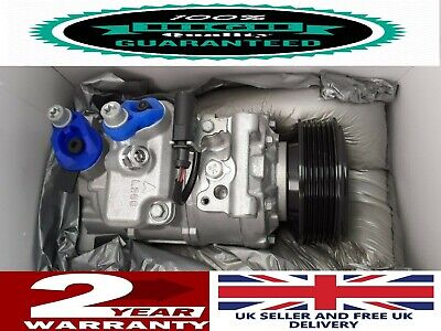 BRAND NEW AIR CON COMPRESSOR/PUMP FORD MONDEO mk3 2.0 TDCI 2.2 TDCI YEAR 2000 ON