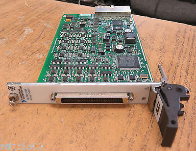 National Instruments PXI-6704 Analog Output Board