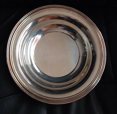 Wm Rogers Silverplated Serving Bowl