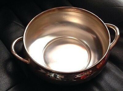 Newport Silverplate Silver-Plated Serving Bowl