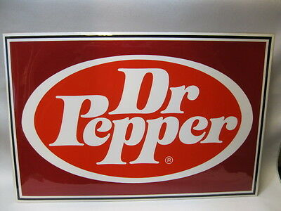 Dr Pepper Decal For   Dr Pepper From The 1970's