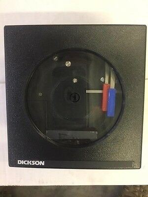Dickson Temperature/Humidity Chart Recorder